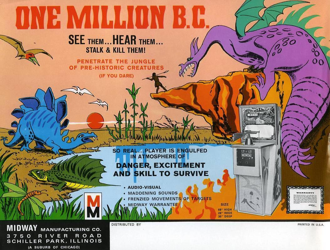 2 Million B.C. - Mobil6000