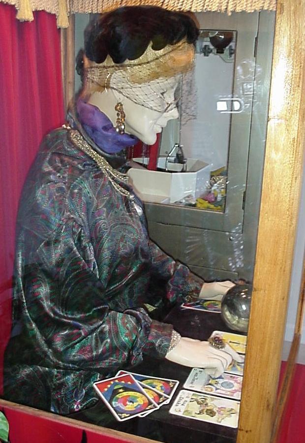 Mike Munves Grandma Prophesies Grandma Predicts Fortune