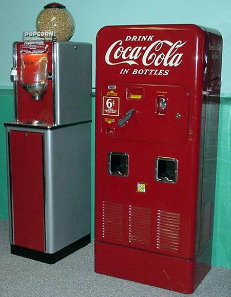 Pop Machine For Sale >> Popcorn Machines Popperette Pop Corn By Popperette Corp Milwaukee