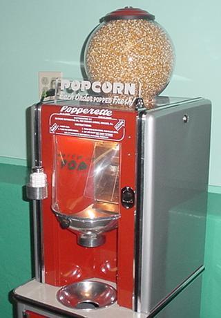 Popcorn Machines Popperette Pop Corn By Popperette Corp