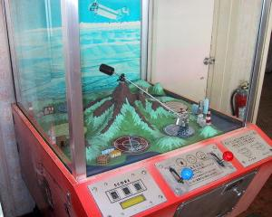 1968 Sega Helicopter Coin Operated Flying Driving Arcade Game