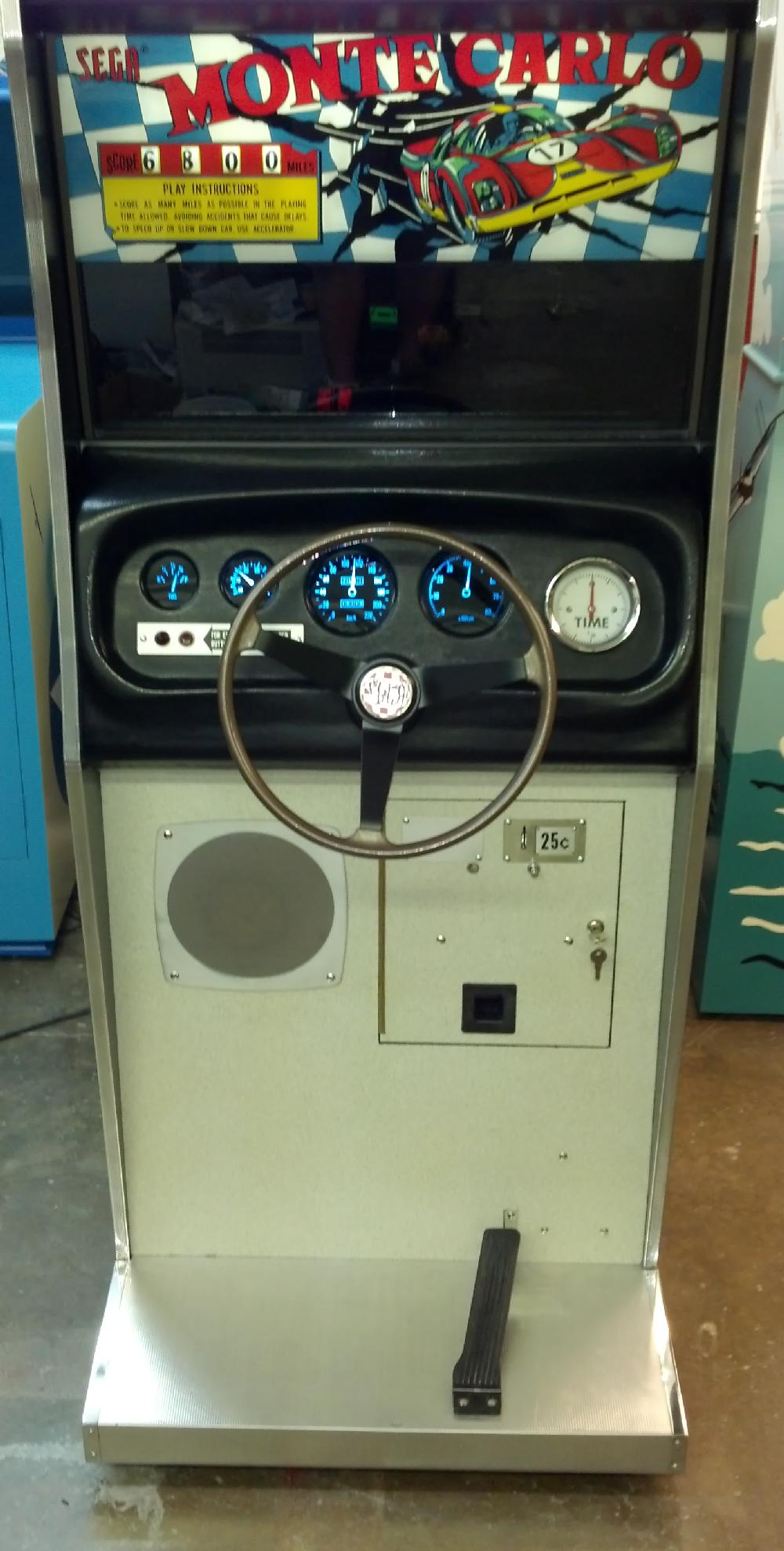 Arcade Car Games For Sale