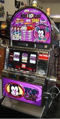 Gambling machine roms