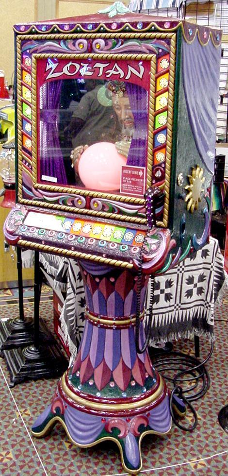 original zoltar machine