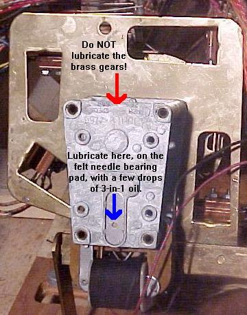 Gottlieb Pinball New Push Button On Off Switch with Nut