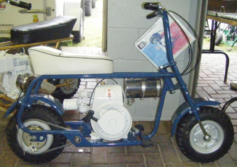 Rupp mini bike information guide minibike collector buying Rupps