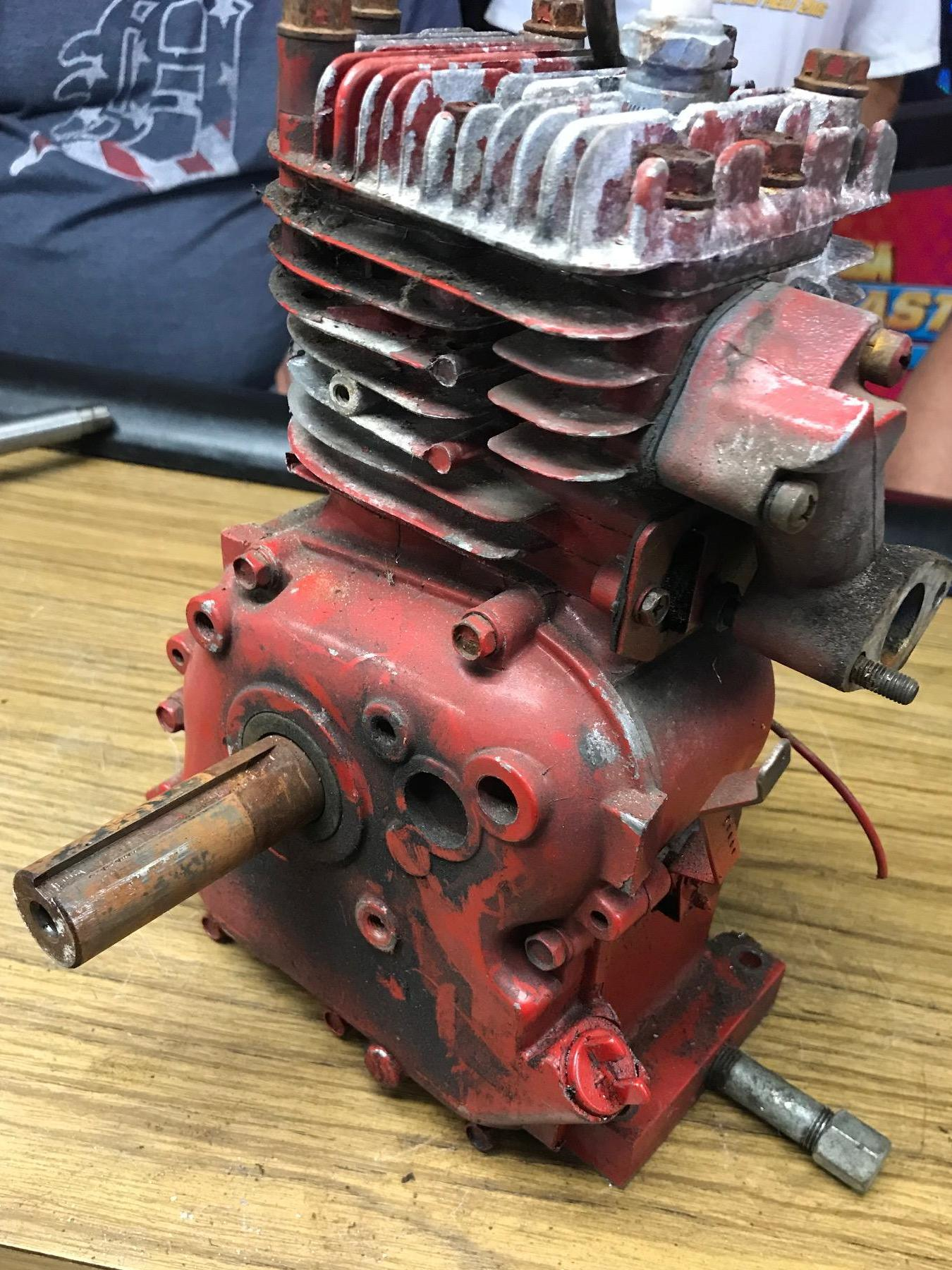 Tecumseh Engine Rebuild for Mini Bikes and Conversion from Snow