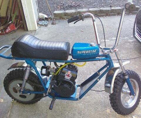 Speedway mini bike information guide minibike collector buying Speedway  minibikes   Speedway Shark Mini Bike Wiring Diagram      Pinrepair.com