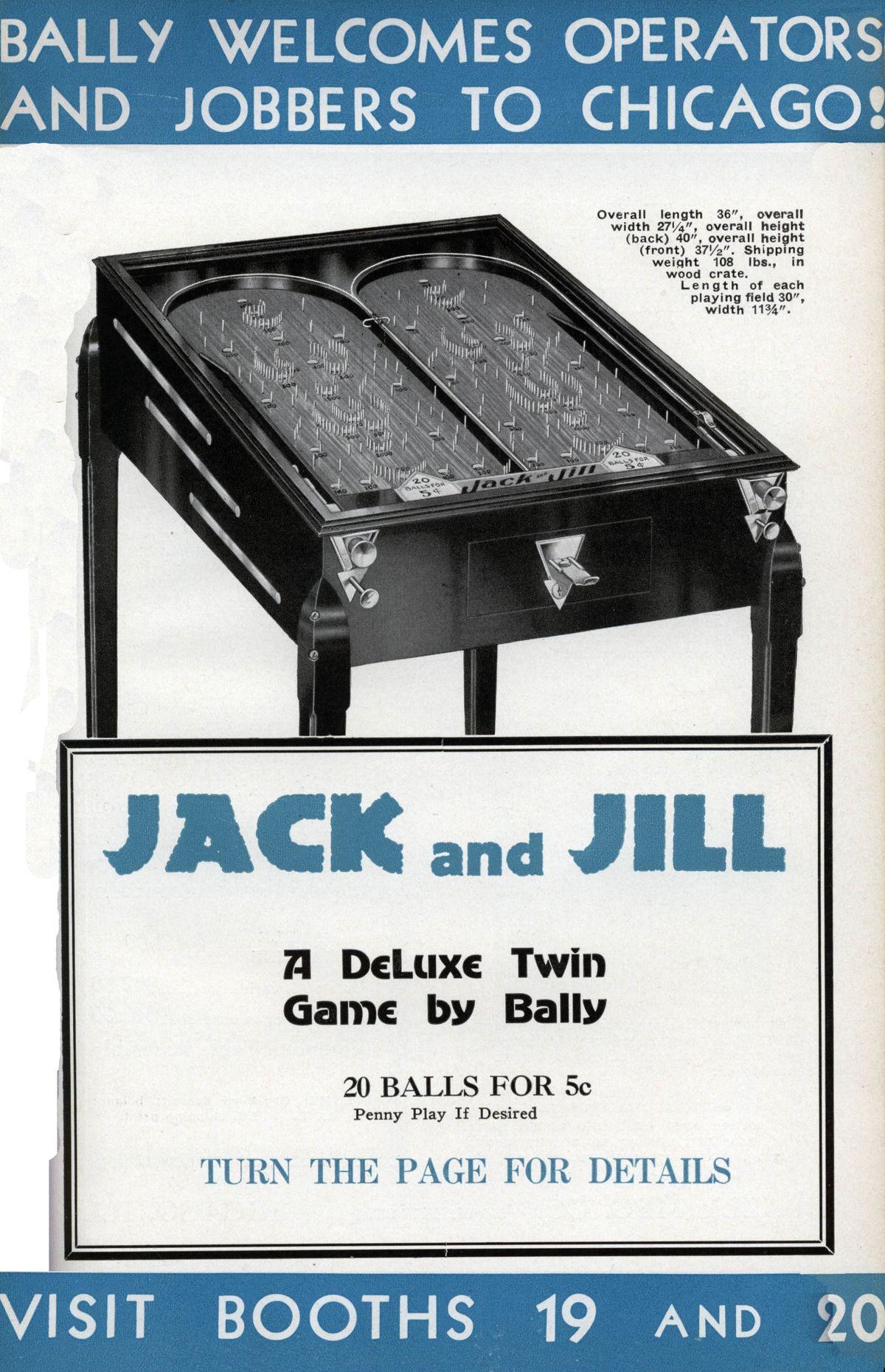 Pinball Pre War Prewar Pinball Pinball 1932 To 1937