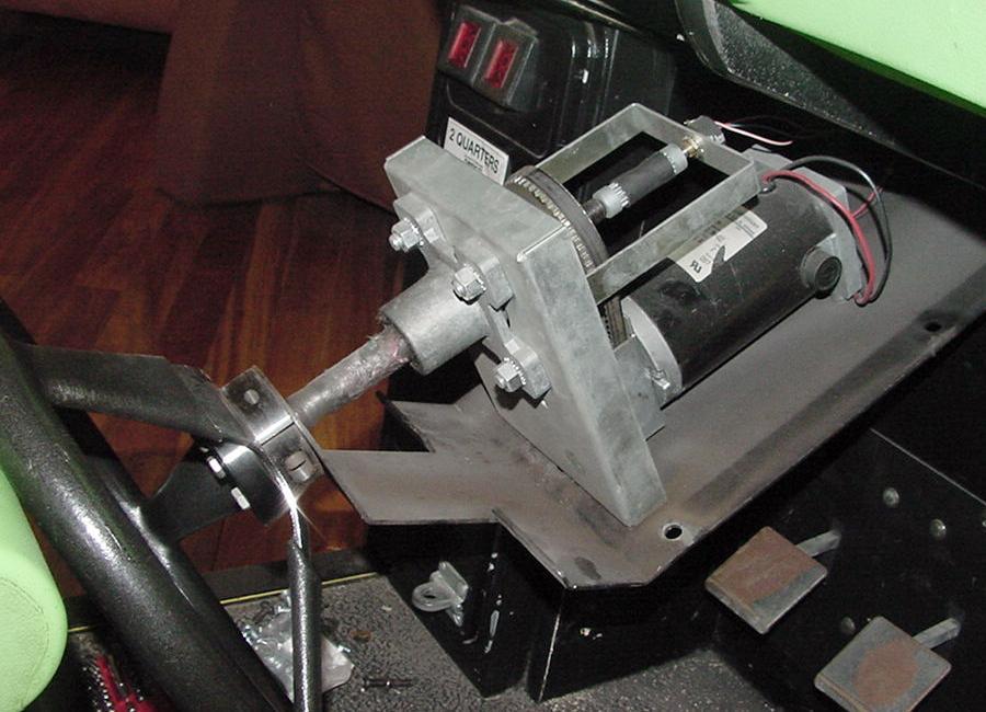 Force Feedback Motor Hack Help