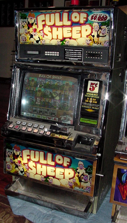 Sigma Slot Machines Info Sigma Uv1700 1700 Video Slot