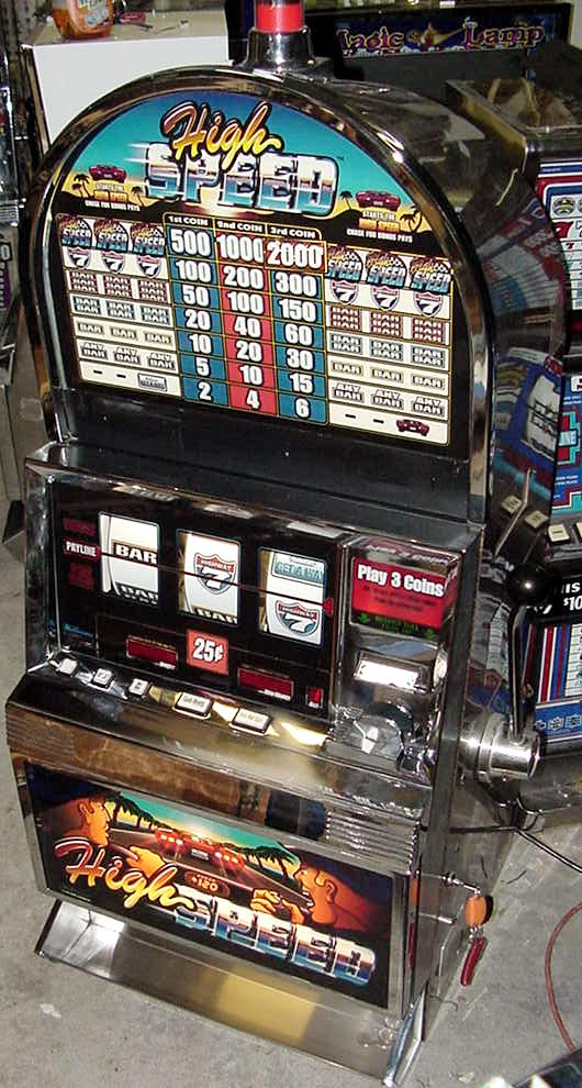 williams slot machines