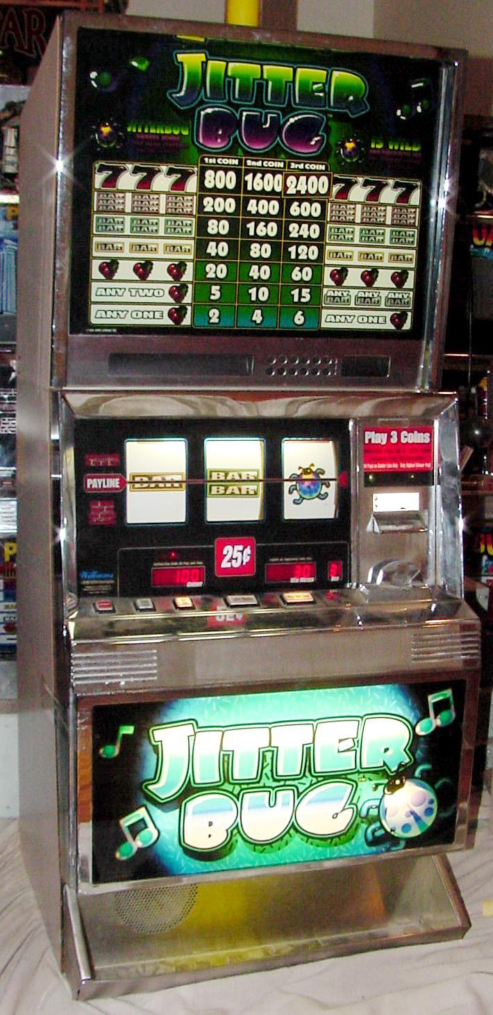 Williams Slot Machines for sale casio games coin operated.