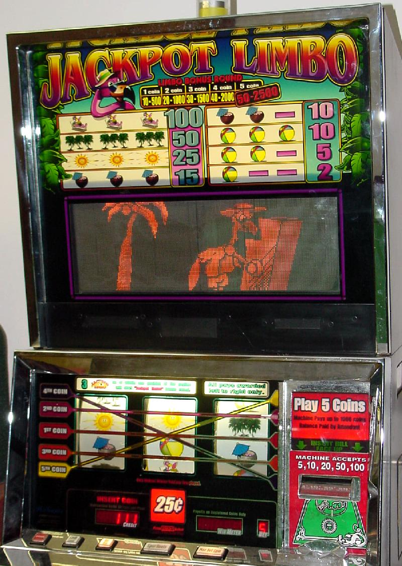 winnings slot machine for sale