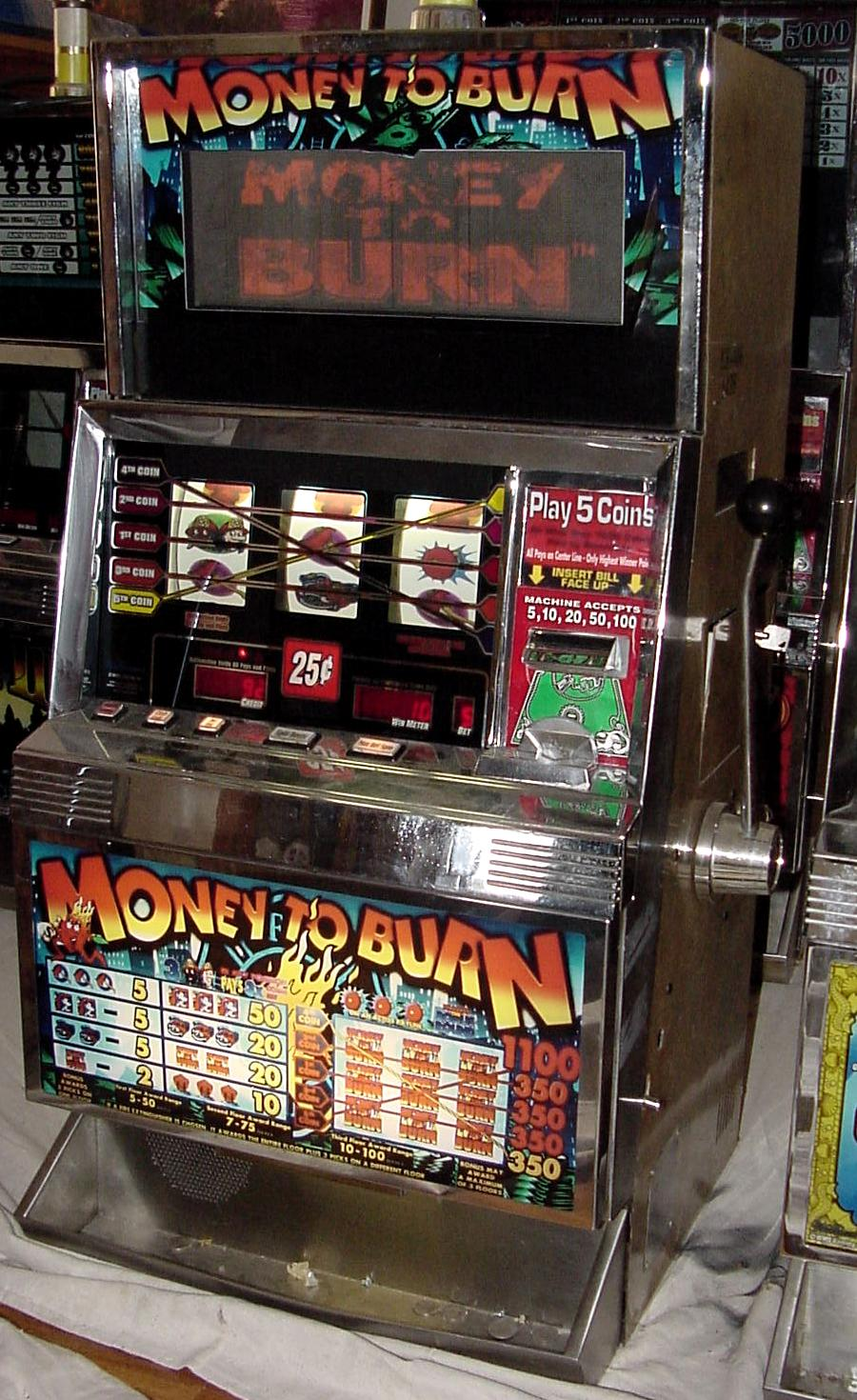 Money to Burn Slots - Free WMS Money To Burn Slot Machine