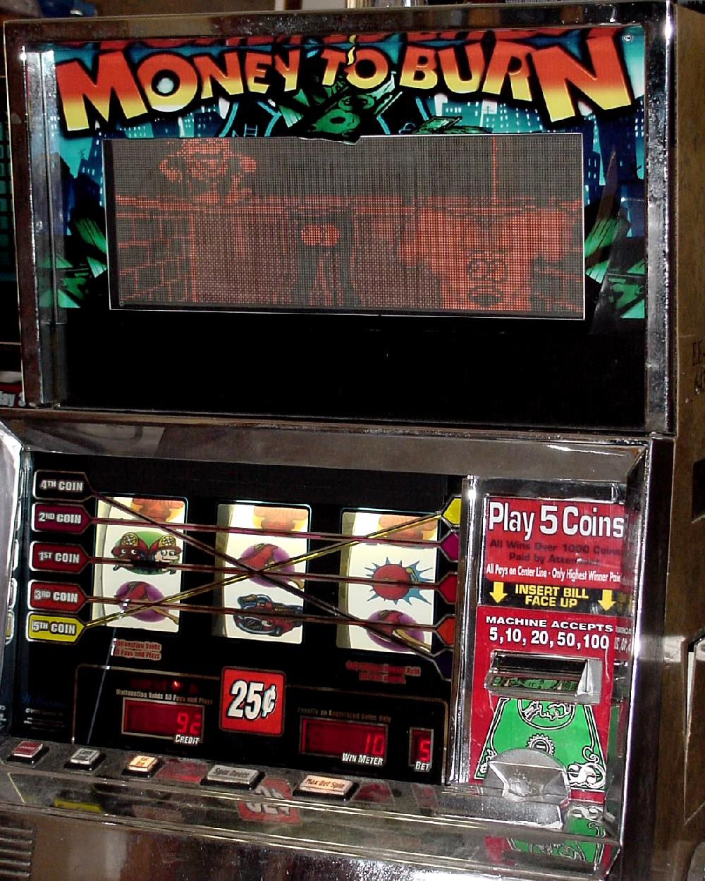 wms count money slot
