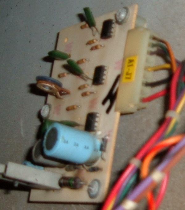 CLEOPATRA Sound Chime Tone Board for Gottlieb System 1 Pinball Machine