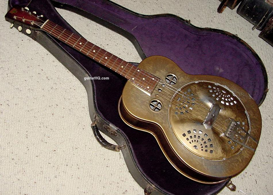 dobro m 32 dobro m32 resonator guitar info vintage 1935 to 1940. Black Bedroom Furniture Sets. Home Design Ideas