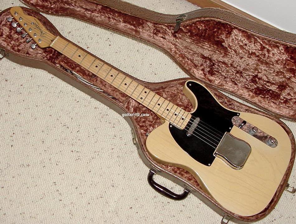 1952 Fender Telecaster 1953 Fender Tele guitar 52 53 guitar ... on tele body, tele mirrors, tele bass,