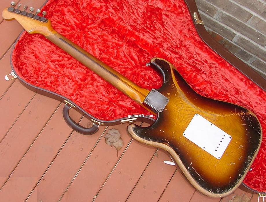 1954 Fender Stratocaster Guitar 54 Fender Strat Guitar