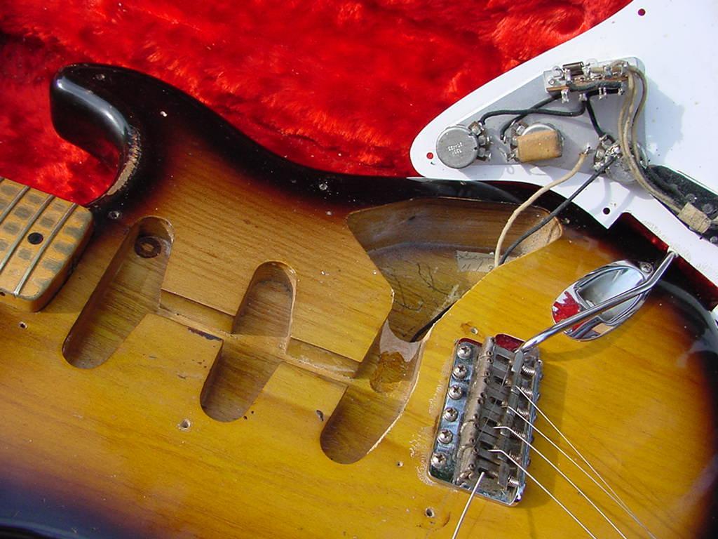 Fender Cabronita Wiring Diagram Fat Stratocaster Hard Tail Strat Bridge Pickup For Schemes Guitar Diagrams 3 Pickups 5