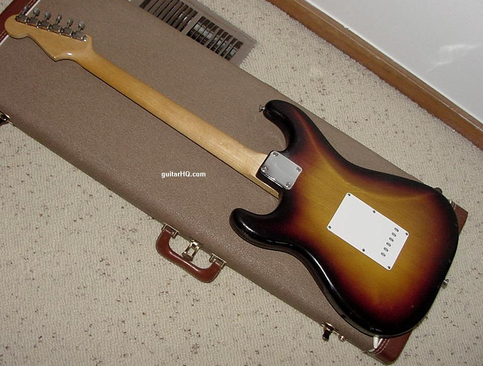 Dating stratocaster neck #12