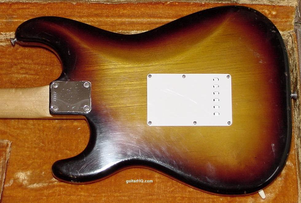 1959 Fender Stratocaster guitar 1960 Fender Strat guitar 59