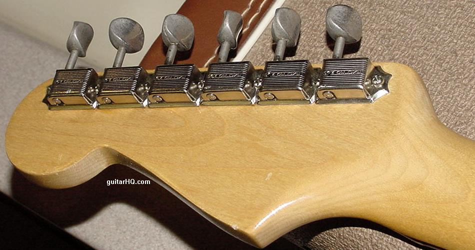 dating fender stratocasters