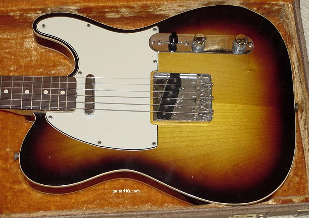 1959 fender telecaster value by serial number