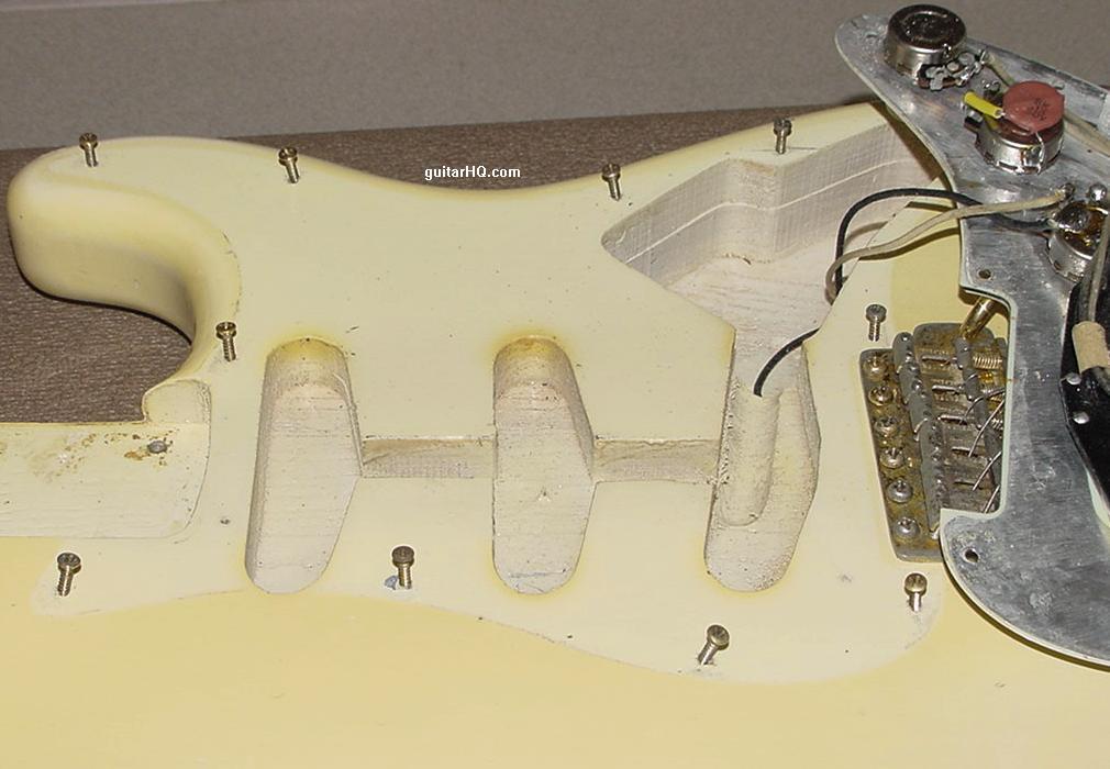1962 Fender Stratocaster Guitar 62 Fender Strat Guitar Collector