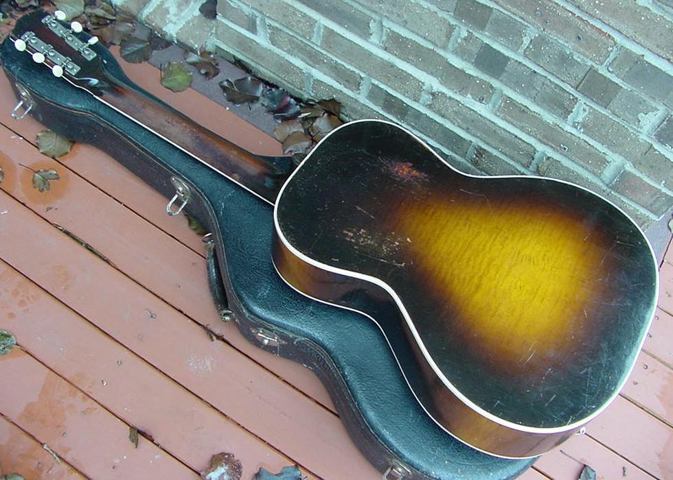 Gibson Century of Progress guitar Gibson LC HG L-C L-Century