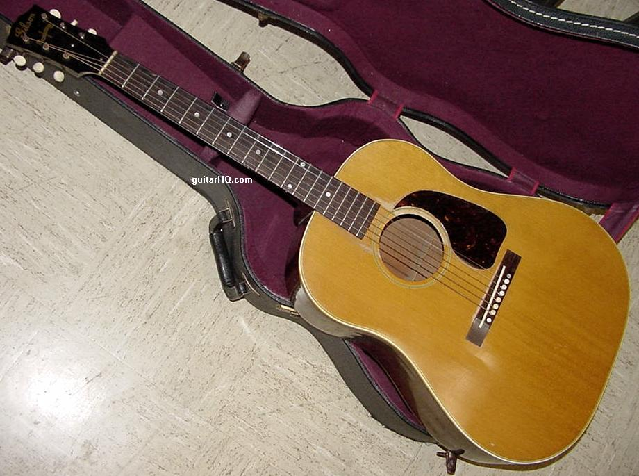 Dating a gibson j45
