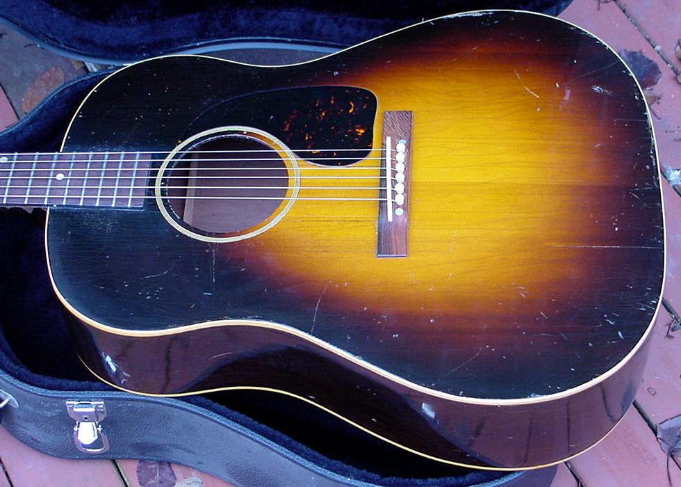 Gibson J-45//50 style Acoustic Guitar Pickguard Scratchplate /'yellow tortoise/'