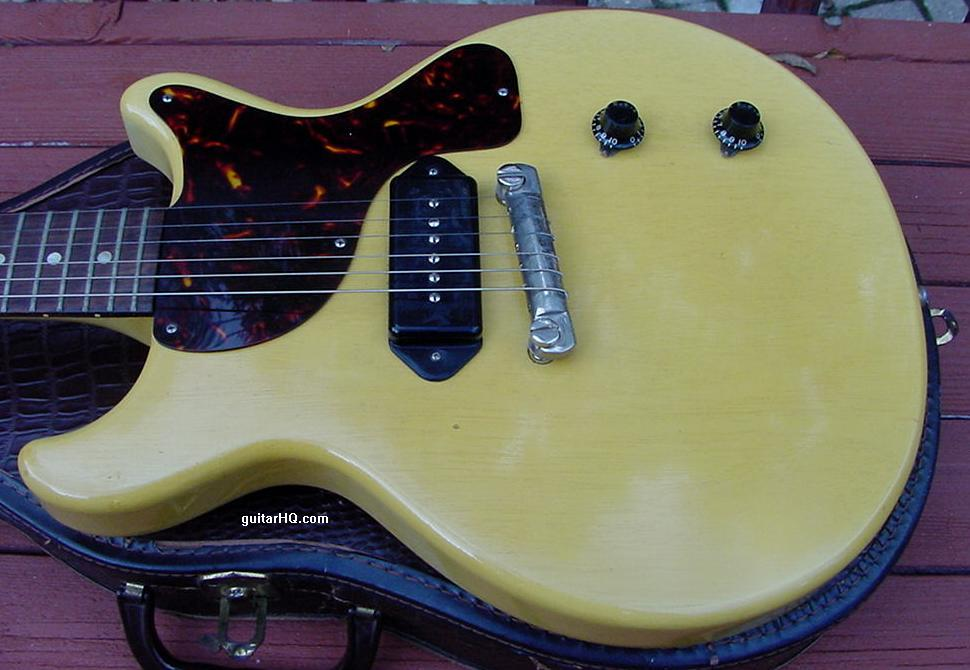 Guitar Spray Paint Tv Yellow