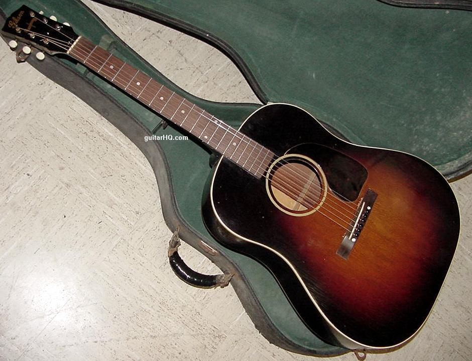dating gibson j45 serial number Reverbcom.