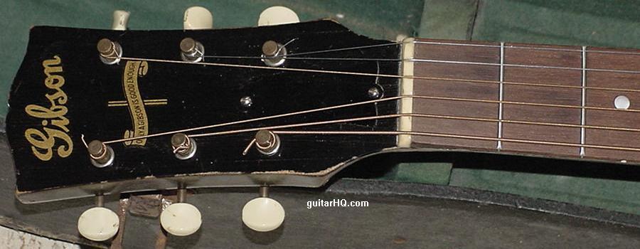 Gibson Guitar Board: Gbson's headstock logos.... - Gibson Guitar Board