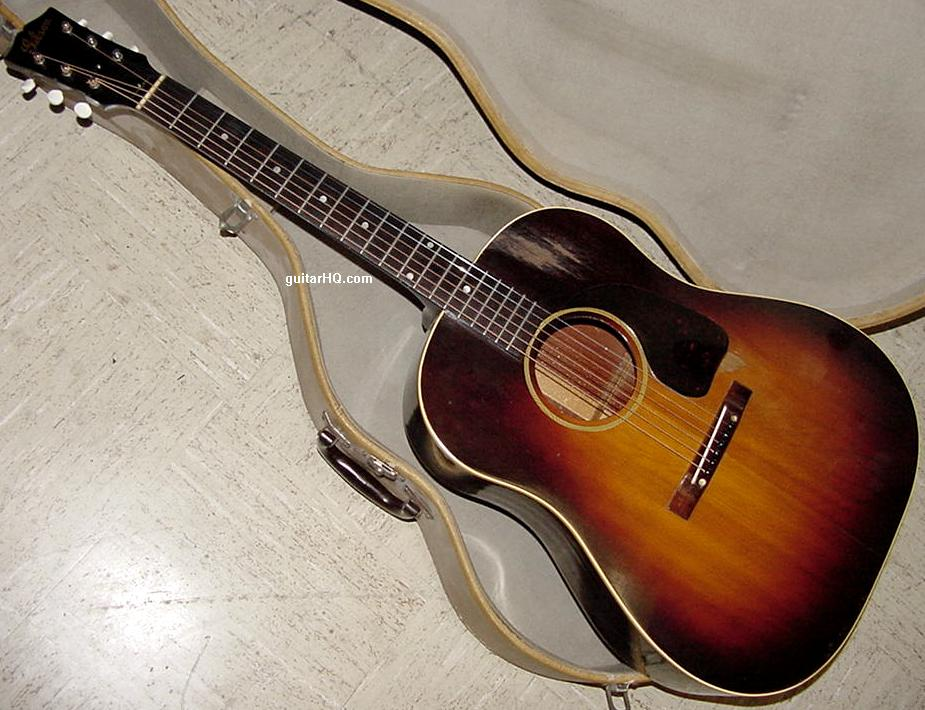 Dating my gibson acoustic