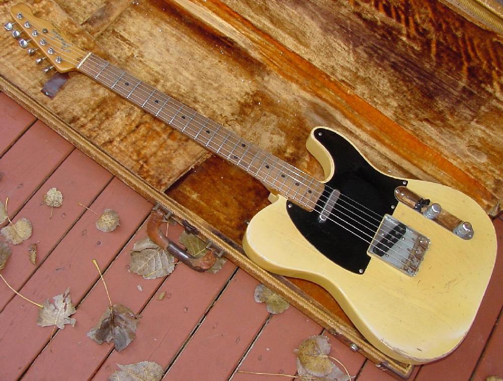 Fender telecaster bridge dating