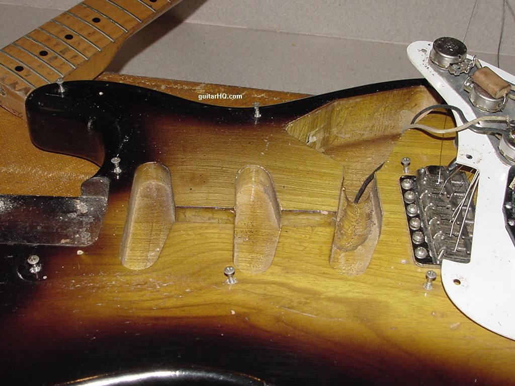 Fender neck plate dating advice