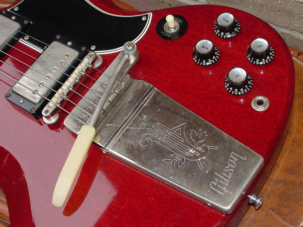 Gibson SG Standard SG Les Paul guitar electric solidbody solid body