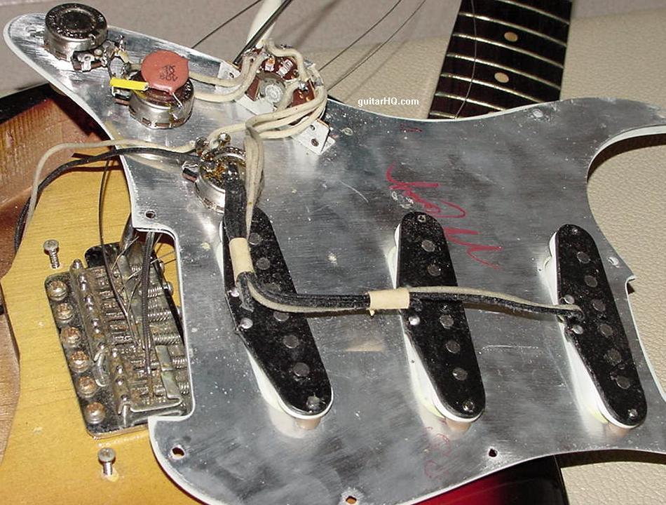 Enjoyable 1963 Fender Stratocaster Guitar 63 Fender Strat Guitar Collector Wiring Database Pengheclesi4X4Andersnl