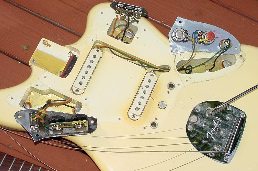 Fender Jaguar Pickup Wiring | Wiring Diagram on