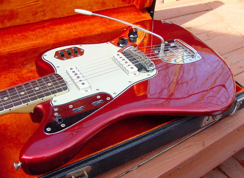 Sorry, Fender vintage jaguar