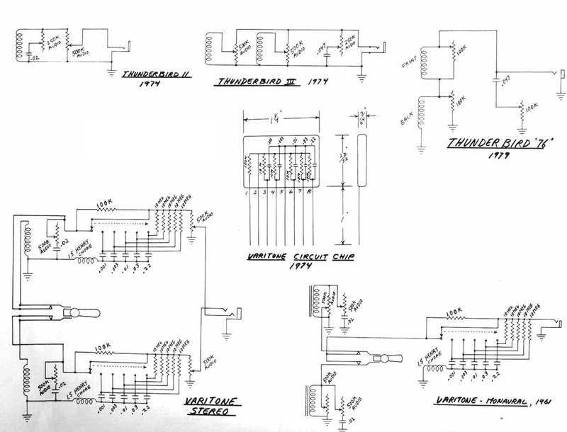 gibson pick up wiring schematic 1977